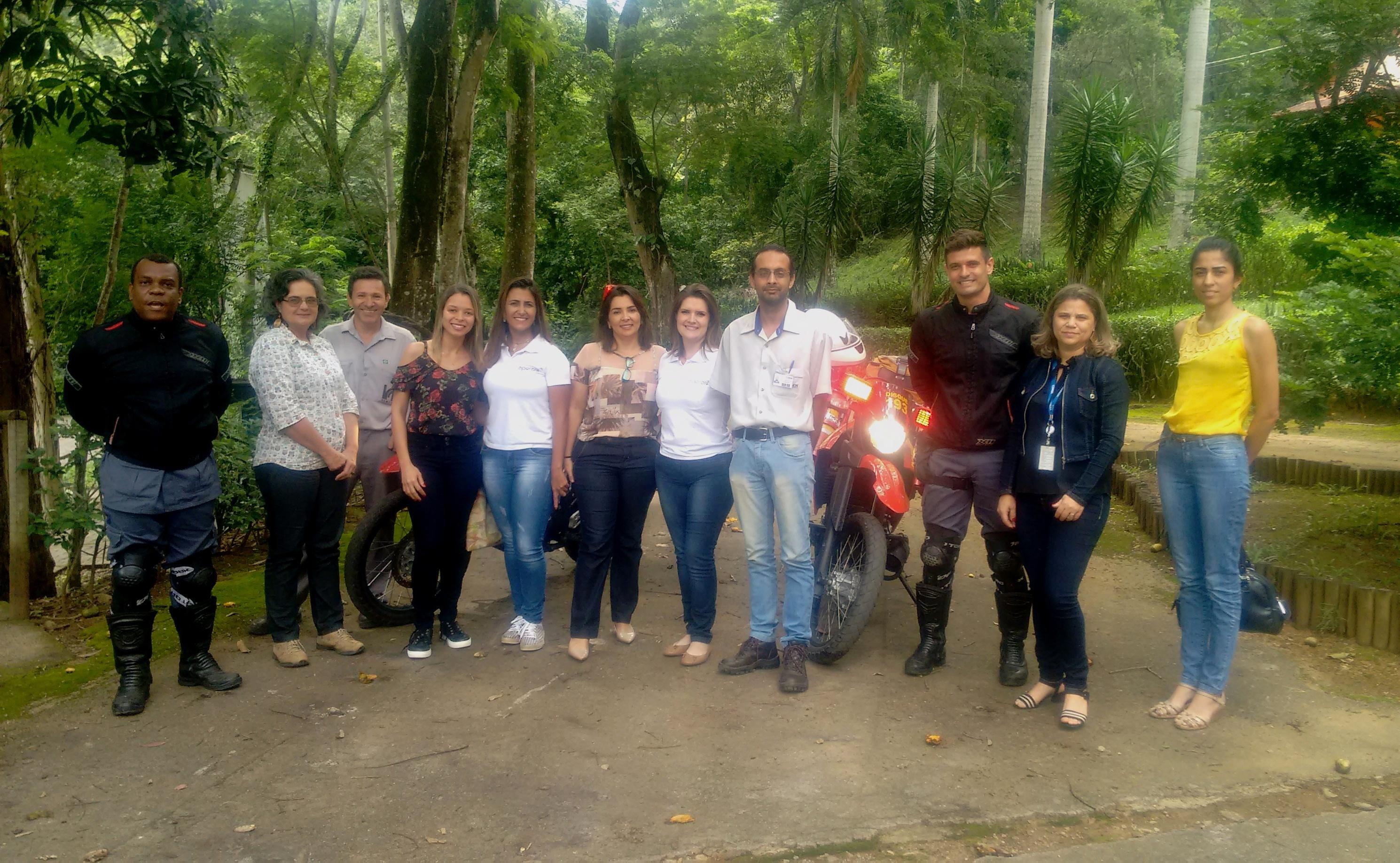 Os parceiros do Plano Integrado de Educação Ambiental de Timóteo realizaram encontro de trabalho
