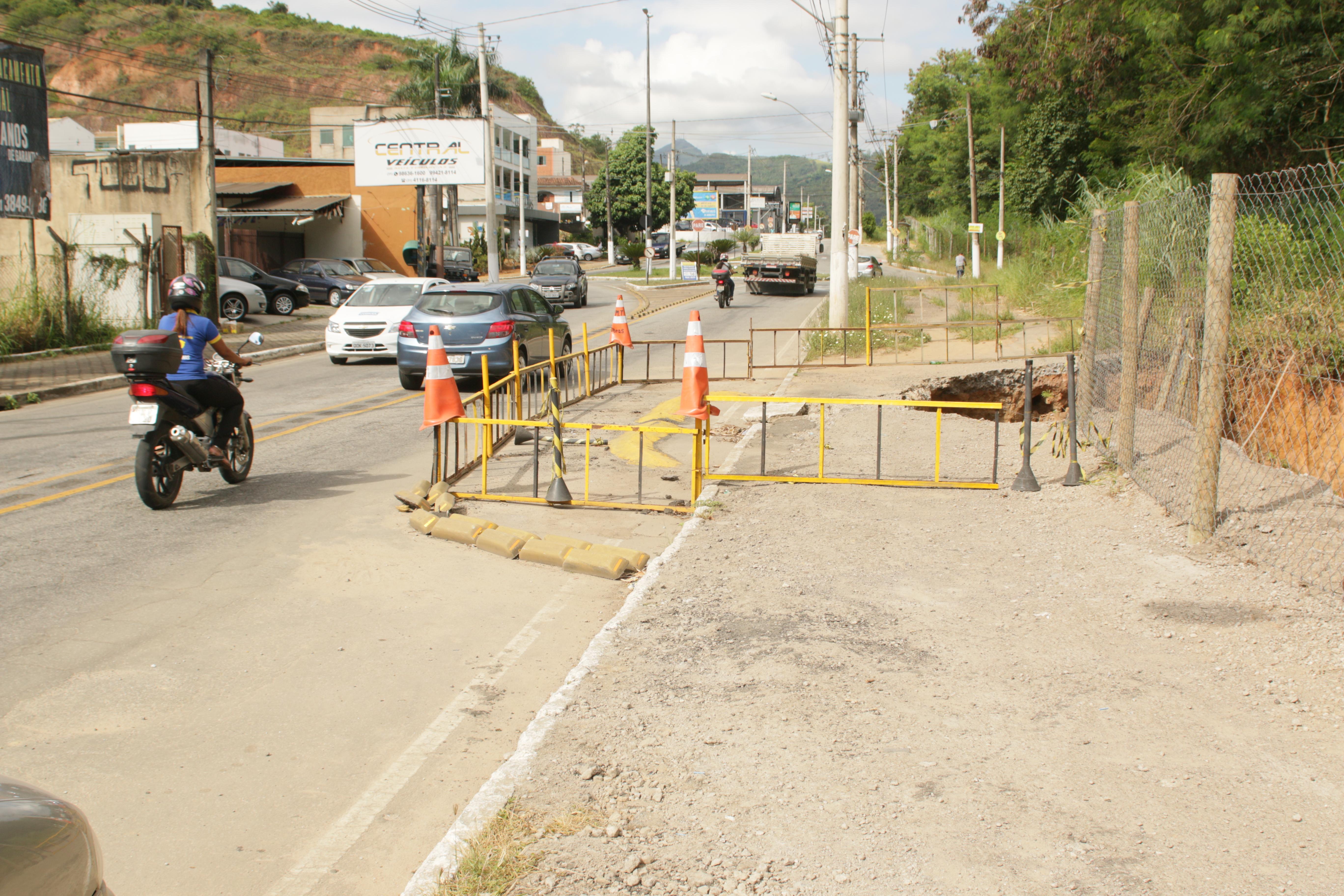 PMT concluiu nesta quarta-feira a licitação para as obras do buracão do Santa Maria.