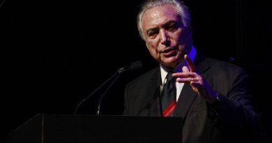 Ex-presidente Temer é preso em desdobramento da Lava Jato
