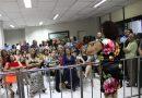 Quarta-feira festiva na Câmara de Fabriciano em comemoração ao Dia da Mulher
