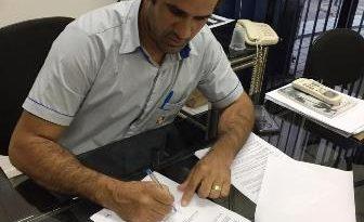 Câmara de Fabriciano firma convênio para estágio com o UNILESTE