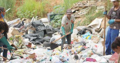Levantamento vai apontar característica dos resíduos sólidos em Timóteo
