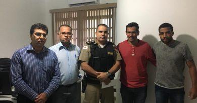 Vereadores de Fabriciano debatem segurança e defendem parcerias com a Polícia Militar