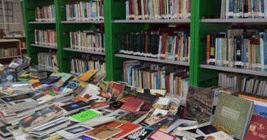Biblioteca Municipal de Fabriciano lança campanha de doação de livros para o presídio