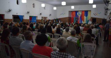 """""""Viva"""" é tema do 25º Seminário da Saúde em Timóteo"""