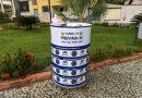 Prefeitura de Marliéria instala lavatórios portáteis na sede e no distrito de Cava Grande