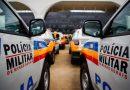 Vale do Aço ganha reforço de novas viaturas para Polícia Militar