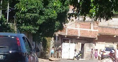 Polícia Militar registra mais um assassinato nesta quinta-feira no Bairro Ana Rita, em Timóteo