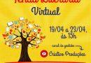 Projeto cultural em formato virtual incentiva a leitura e a formação de novos leitores