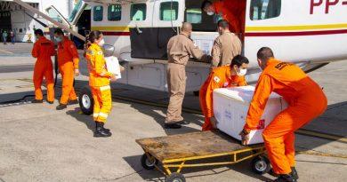 Governo de Minas distribui mais vacinas contra a covid-19 para as Unidades Regionais