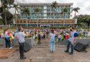 Dia do Autista é comemorado  com passeata em Ipatinga