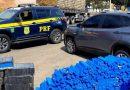 Operação Caminhos de Minas resulta na apreensão de mais de meia tonelada de drogas