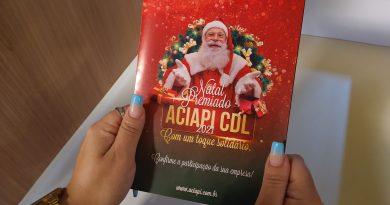Aciapi e CDL de Ipatinga lançam campanha Natal Premiado 2021