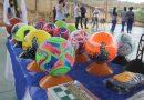 Escolas de Fabriciano recebem kits esportivos para aulas de educação física